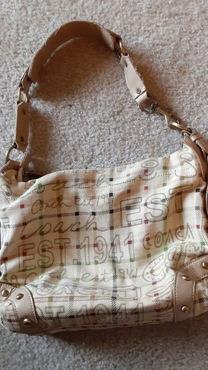 Authentic coach purse for Sale in Saint Charles, MO