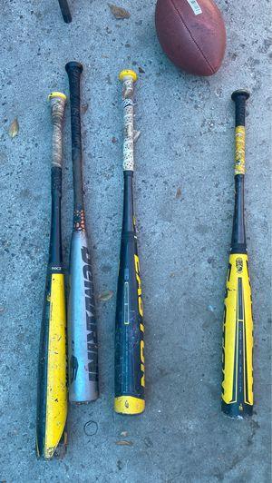 Baseball bats!! for Sale in Rancho Dominguez, CA