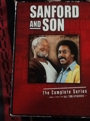 Sanford And Son Full Collection DVD's for Sale in Gaithersburg, MD