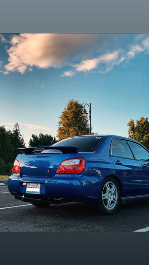 Stock Wrx Rims for Sale in Lacey, WA