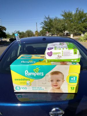 Diapers bundle for Sale in Henderson, NV