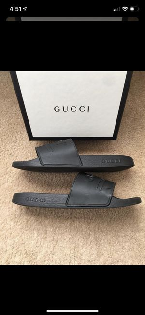 Gucci's slides for Sale in Lewes, DE