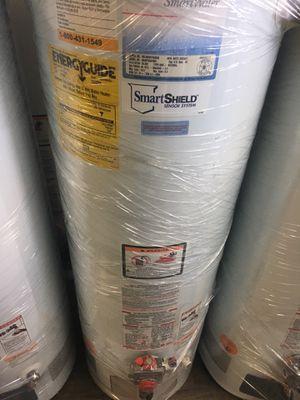 Especial today water heater for 200 1 year warranty for Sale in San Bernardino, CA