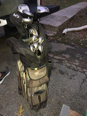 Viper Golf bag Golden Bear Clubs for Sale in Greensboro, NC