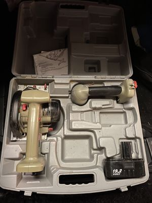 Craftsman saw and light set for Sale in Bremerton, WA