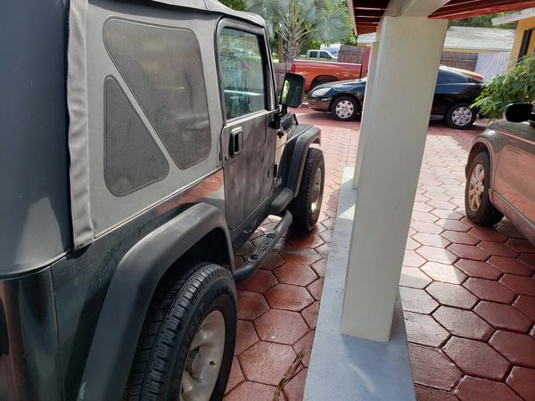 ***--->>>1998 JEEP WRANGLER FOR SALE!<<<---***