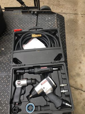 Craftsman Air Tool Kit Used for Sale in Charleston, SC