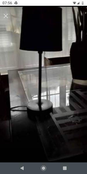 Small black lamp for Sale in Norfolk, VA