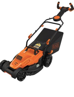 Black and Decker electric lawn mower for Sale in Covina, CA