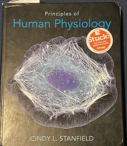 Principles Of Human Physiology 5th Edition Stanfield for Sale in Farmington,  UT