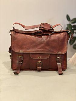Leather Messenger Bag for Sale in Nashville,  TN