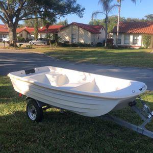 Utility Boat 9.5 FtX 53 Inch No Trailer No Trailer for Sale in Orlando, FL