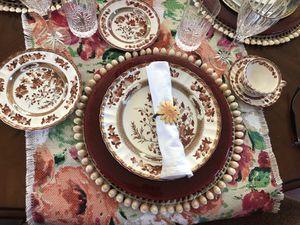 Spode Indian Tree bone china for Sale in El Dorado Hills, CA