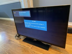 Samsung 40 inch LED TV (Not a Smart TV) for Sale in Dallas, TX
