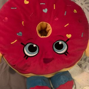 Shopkins Sented Jumbo Pillow for Sale in Wauconda, IL