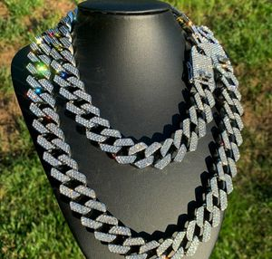 diamond cuban link chain 22 inches for Sale in Brentwood, NC