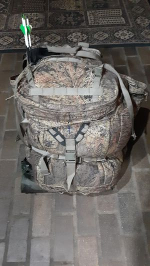 Eberlestock dragon fly J 107 with duffle and side pocket for Sale in Sherwood, OR