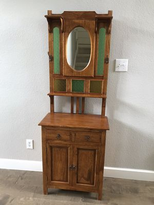 Antique Reproduction Cabinet for Sale in Allen, TX