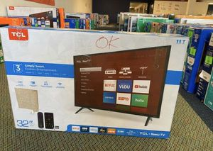 """TCL 32"""" smart tv ! Liquidation event ! Come today 👍🙏👍👍👌 F72 for Sale in Los Angeles, CA"""