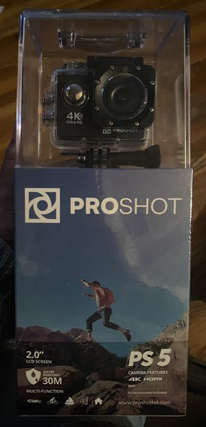 PROSHOT PS 5 4K HDMI for Sale in Whittier, CA