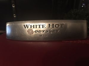 Odyssey White Hot Mid Belly Putter for Sale in Chicago, IL