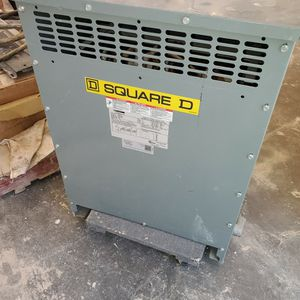 Low Voltage Distribution Transformers 3 Phase for Sale in Springfield, VA