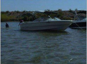 2001 bayliner capri boat for Sale in Las Vegas, NV