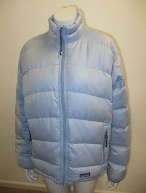 PATAGONIA Women's DOWN JACKET Blue Size MEDIUM for Sale in Germantown, MD
