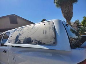 Leer camper top. Short bed truck for Sale in Avondale, AZ