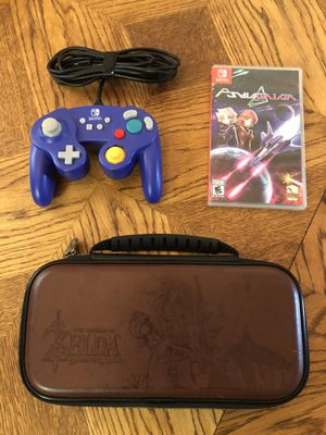 Nintendo Switch Accessories and game for Sale in Lakewood, CO