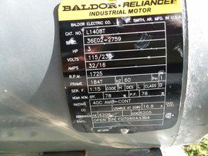 Baldor industrial motor for Sale in Bushnell, FL