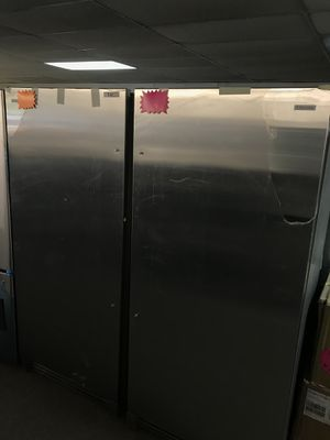 🦃$39 Down🦃 Stainless Steel Electrolux Side by Side Freezer/Fridge Combo for Sale in Houston, TX