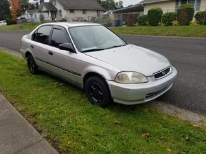 1998 Honda Civic Dx for Sale in Tacoma, WA