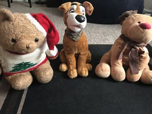 Stuffed animal 🧸 for kids (negotiable) for Sale in Cleveland, OH