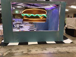 Neon diner signs for Sale in Sterling, KS