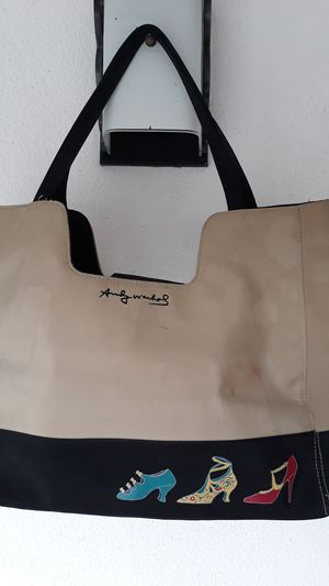 Andy Warhol bag for Sale in Pompano Beach, FL