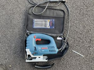 Bosch Jigsaw with bag. for Sale in Goldsboro, PA