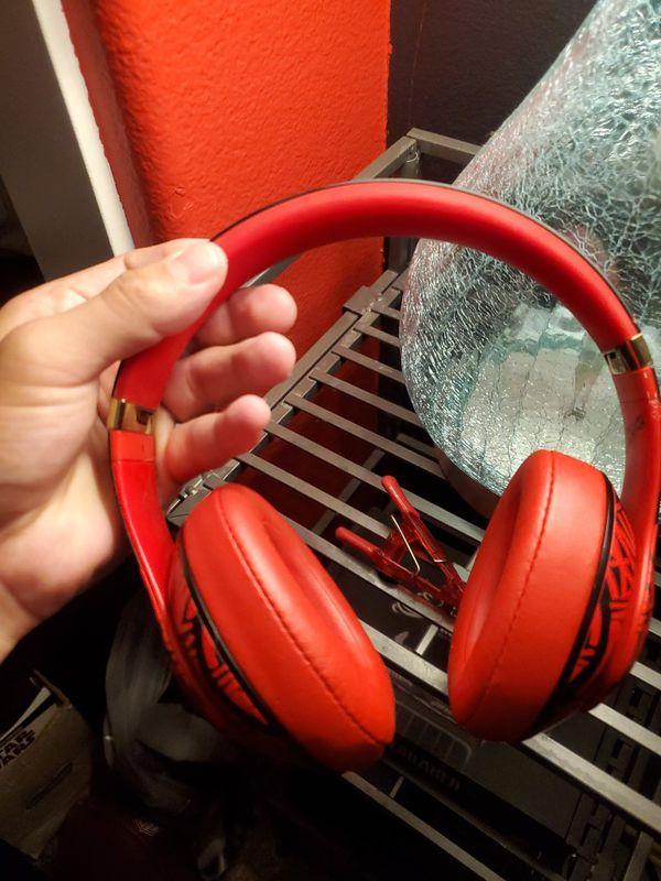 Beats studio 3 DJ Khalid custom