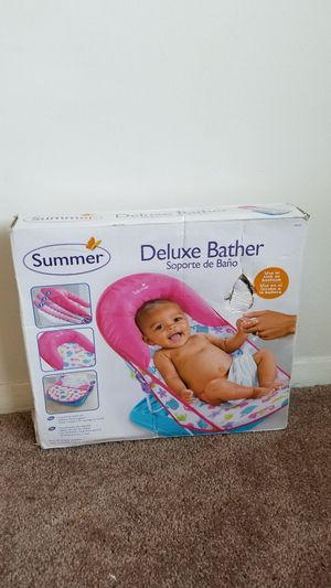Summer infant baby bath for Sale in Silver Spring, MD