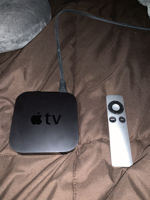 Apple TV 3 with remote for Sale in Hoschton, GA