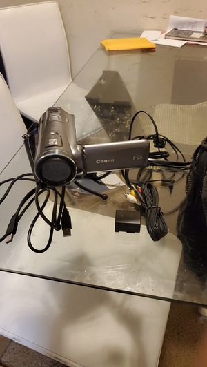 Canon video camera for Sale in Silver Spring, MD
