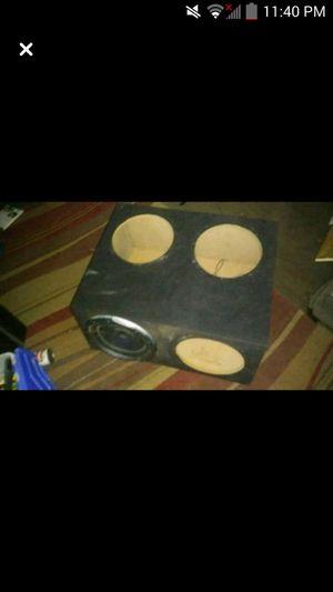Sealed box for 4 12s for Sale in Kolin, LA