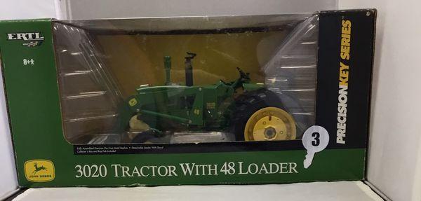 Collectors John Deere Tractor