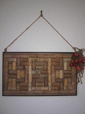 cork decor for Sale in Bakersfield, CA