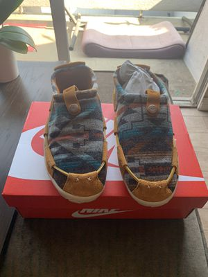 Nike N7 Native Pendleton Mocassin (Limited) for Sale in Huntington Beach, CA