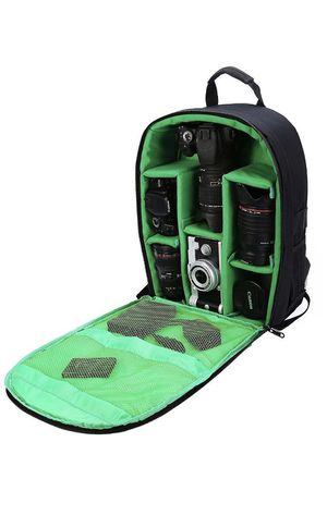 Camera Backpack Waterproof for DSLR/SLR Cameras Laptops for Sale in Norco, CA