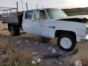 1984 chevy one ton,,parts for Sale in Tracy, CA