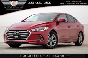 2017 Hyundai Elantra for Sale in Montebello, CA