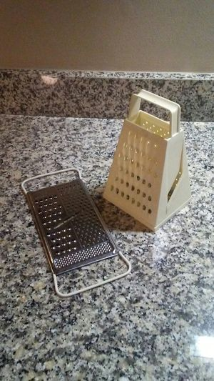 Lot of two American-made cheese/veggie graters for Sale in Westerville, OH