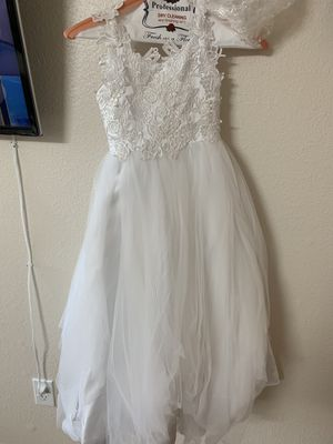 Flower girl dress for Sale in Santee, CA